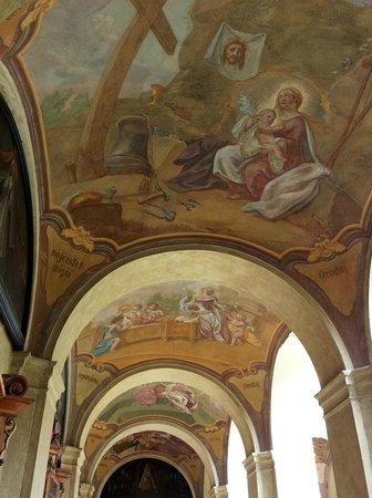 The Prague Loreto : interni
