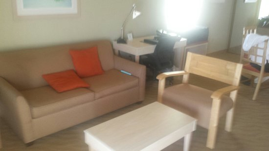 BEST WESTERN PLUS Condado Palm Inn & Suites : Stay room