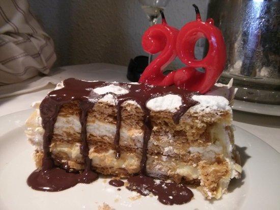 Restaurante Asador Portuondo: Aniversario