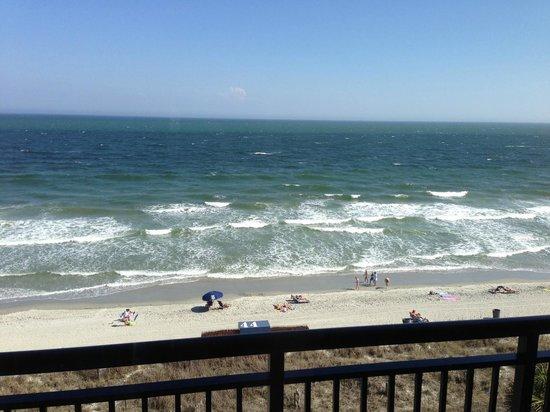 Beach Cove Resort: Beautiful Oceanfront View