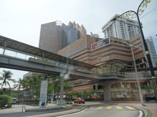 Sunway Putra Hotel : Hotel Building