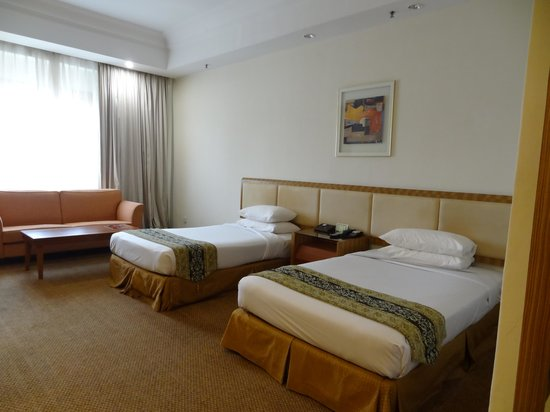 Sunway Putra Hotel : Twin bed room