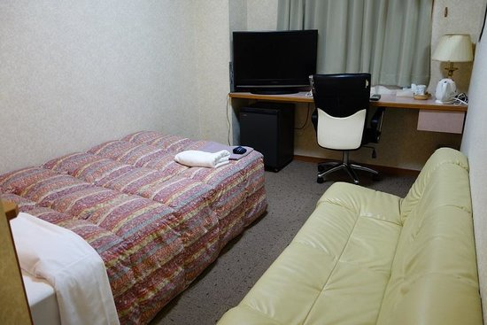 Chino Station Hotel: 部屋