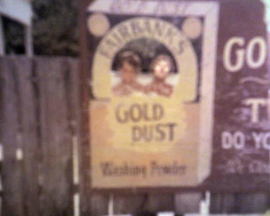 7A Ranch Resort: gold dust twins from 1970's