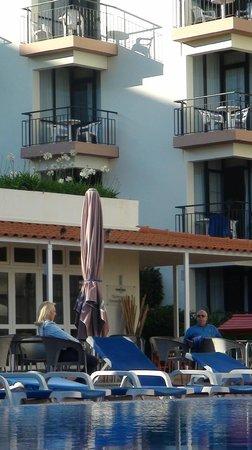 Dorisol Estrelicia: le bar terrasse