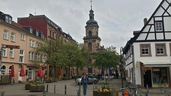 Basilika Saarbrucken