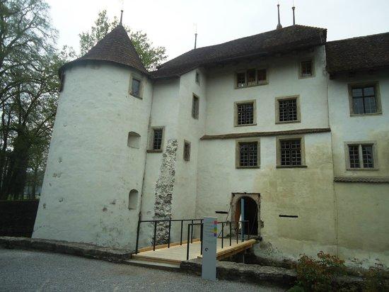 Hallwyl Castle: le château