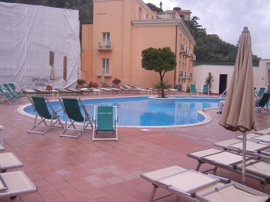 Hotel Atlantic Palace: Pool