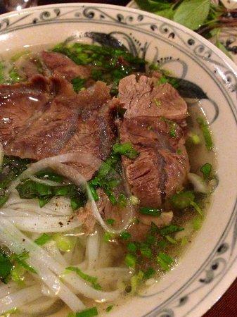 Goc Ha Thanh Restaurant: Pho Bo