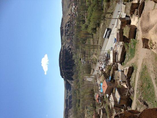Selime Monastery: beautiful view