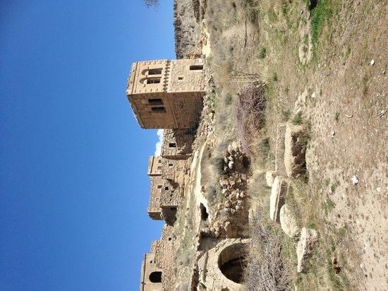 Selime Monastery: .