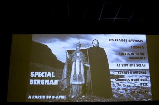 Cinema Utopia: Ingmar Bergman