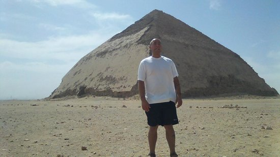 Dahschur Pyramiden: Great place!