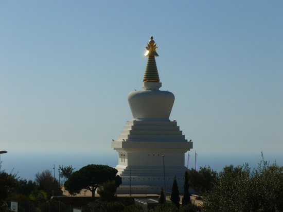Templo budista: STUPA