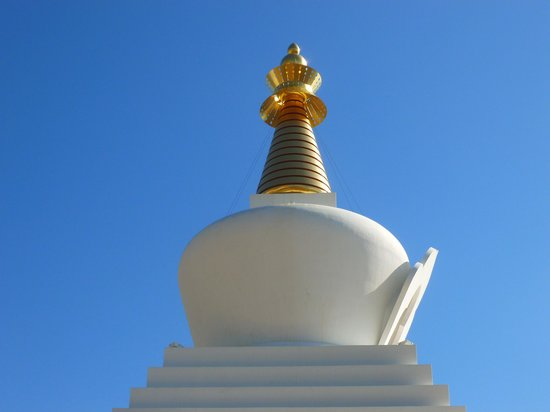 Templo budista: STUPA Boedistische Tempel