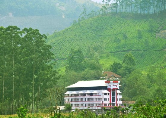 Hillview Munnar: LONG DISTANCE VIEW