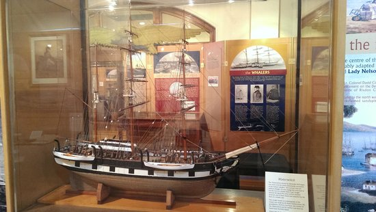 waterwitch picture of maritime museum of tasmania. Black Bedroom Furniture Sets. Home Design Ideas