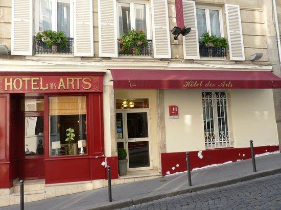 Hôtel des Arts - Montmartre: Exterior