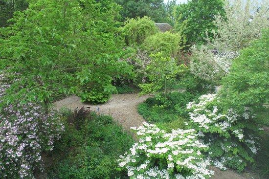 La Bidetterie : Garden view from room