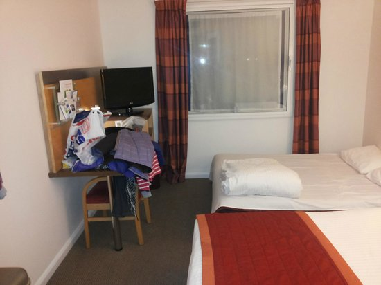 Holiday Inn Express London - Park Royal: Stanza