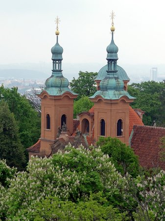 Petrin Tower (Rozhledna) : panorama
