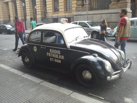 Ramos de Azevedo Square: atrações especiais
