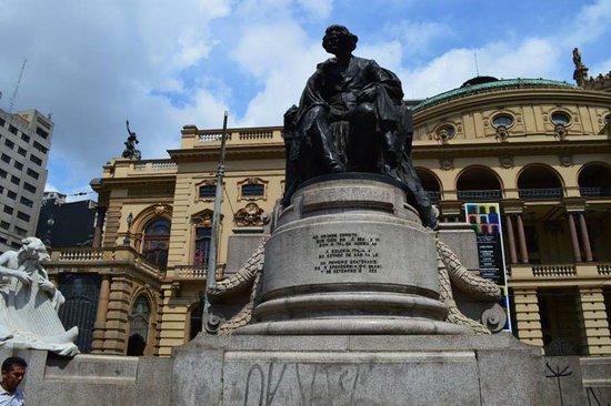 Ramos de Azevedo Square