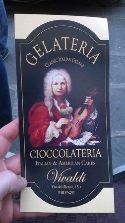 Gelateria Cioccolateria Vivaldi : gelateria vivaldi