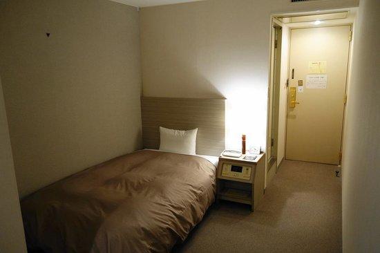 Hotel Vista Kamata Tokyo: ベッドスペース