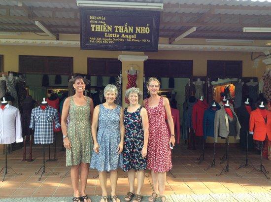 Little Angel Cloth Shop