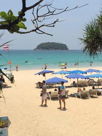 Kata Palm Resort & Spa: beach - kata