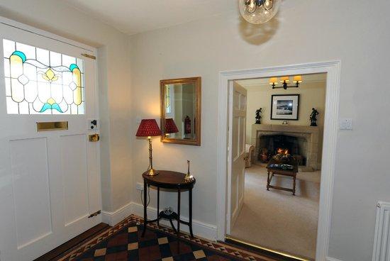 Crundale House: Hallway