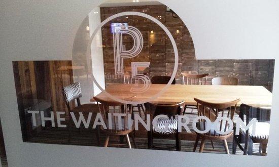 Haymarket Hub Hotel : Private Room in Platform 5 Restaurant and Bar