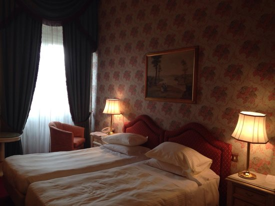 Grand Hotel Villa Medici: Room in 3rd floor