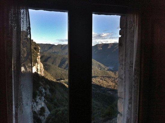 El Jufre: Vista des de algunes habitacions