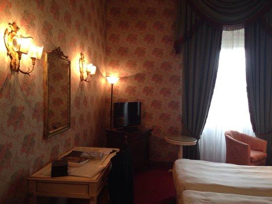 Grand Hotel Villa Medici : Room in 3rd floor.