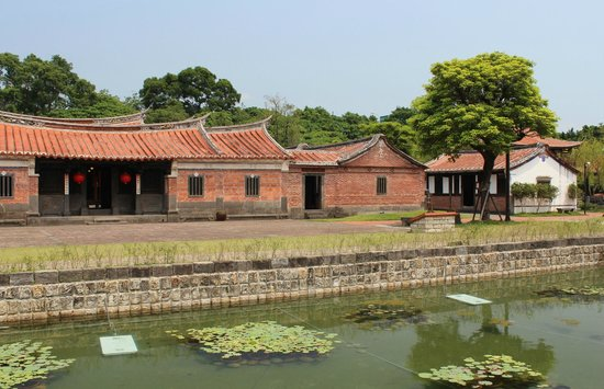 Lin Antai Old Homestead: Taipei: Lin An Tai Historical House and Museum  林安泰古厝