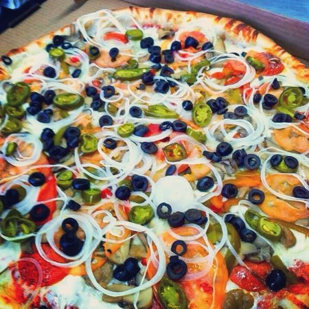 Antonio's Deli, Pizza & Grill: Pizza