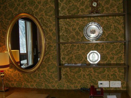 Grand Hotel Regina Grindelwald: Иниерьер