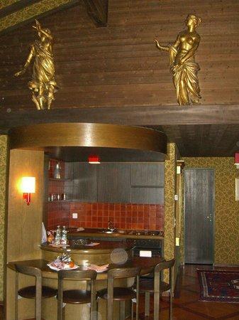 Grand Hotel Regina Grindelwald: Статутки