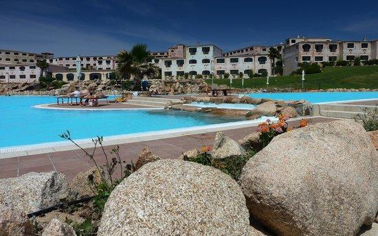 Colonna Resort: le piscine