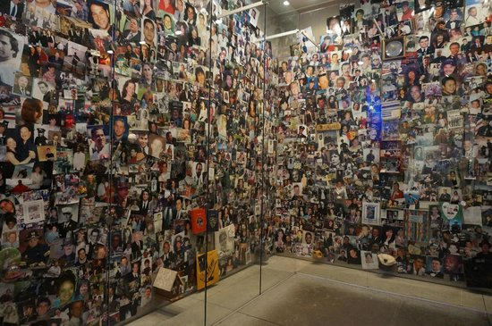 9/11 Tribute Museum: those missing after 9/11