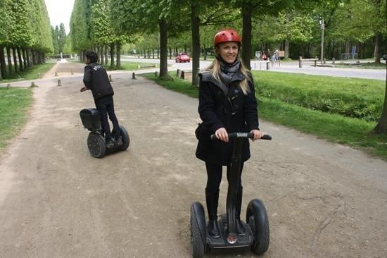 Versailles Events - Versailles Segway Tours: versaille segway tour