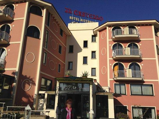Hotel Il Castello : Il Castello Hotel-Ristorante Terzigno (Na)