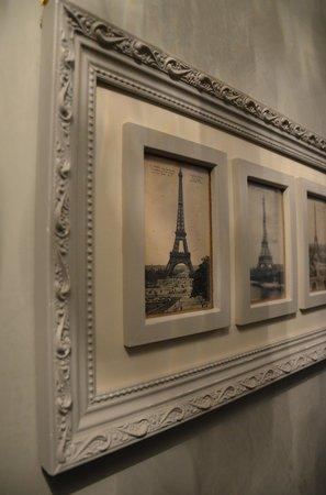 Hotel de l'Avre : Decoration