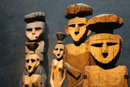 Museo Chileno de Arte Precolombino: Mais