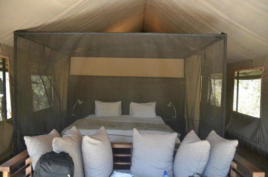 Honeyguide Khoka Moya & Mantobeni Camps: Good sleep