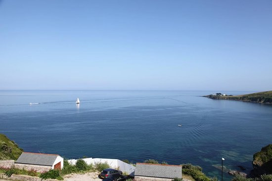 Pebble House Guesthouse: A Spectacular View From Pebble House