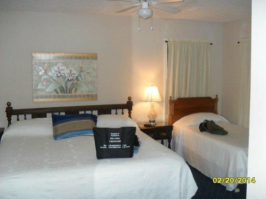 Veranda House: Bedroom