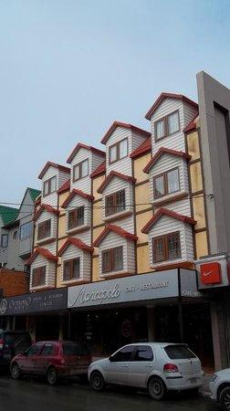 Hotel Cap Polonio: excelente ubicación!